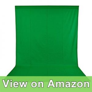 Neewer 6x9 feet/1.8x2.8 meters Photo Studio 100 Percent Pure Muslin Collapsible Backdrop review