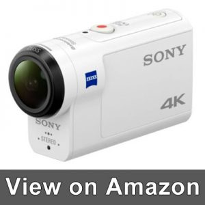 Sony FDRX3000 Underwater Camcorder review