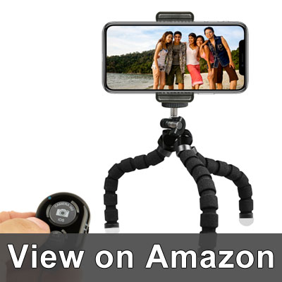 KobraTech Cell Phone Tripod Reviews