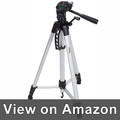 AmazonBasics 60-Inch Lightweight Tripod with Bag Reviews