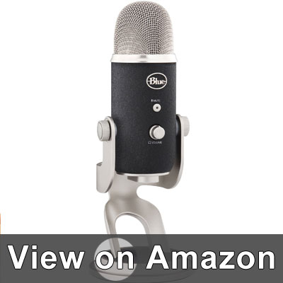 Blue Yeti USB Microphone Reviews